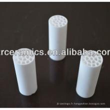 Élément chauffant isolant en céramique d'alumine