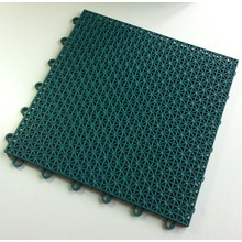 PP Interlocking Sports Flooring Tiles Asterisk
