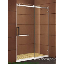 Square Shower Enclosure with simple shaped