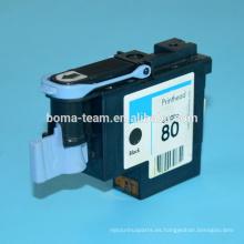 Precios mayoristas de Cabezal de impresión / cabezal de impresión HP 80 / cabezal de impresión