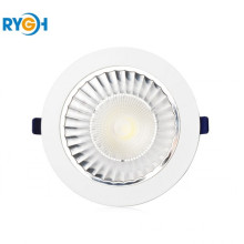Venta caliente antideslumbrante empotrada SMD COB LED Downlight