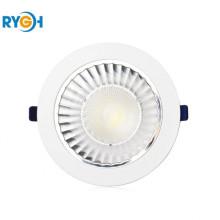 Venta caliente antideslumbrante empotrada SMD COB LED Downlight