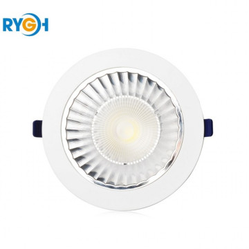 Vendas Hot Anti-reflexo Recesso SMD COB LED Downlight