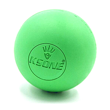Professional for Rubber Massage Ball Custom  lacrosse ball export to India Suppliers