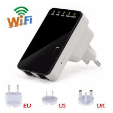 300Mbps 2.4G Wireless Repeater, Wireless WiFi Router Repeater