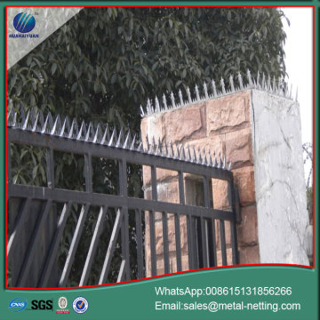 steel fence spike razor spike wall