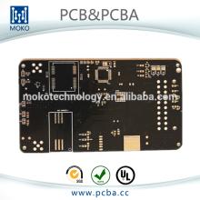 Pcb personalizado del banco del poder, servicio de la asamblea de PCB en Shenzhen