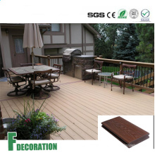 Outdoor Low Maintenance Promotional Co-Extrusion WPC Decking Flooring