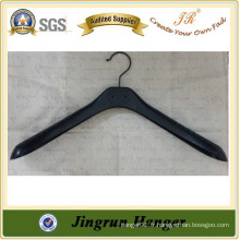 Fashion Black Plastic Suit Hanger / manteau