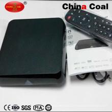 Boîte de configuration TV numérique pré-installée de 2 Go / 8 Go