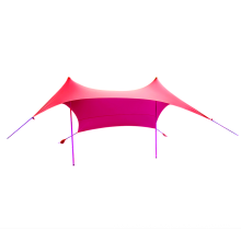 Leichtes Zelt Tragbarer Sonnenschutz Strand Sonnenschutz