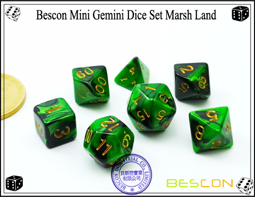 Mini Dice Marsh Land-2