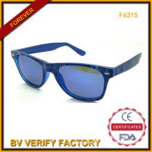 Unsex lunettes de soleil à la mode Style avec matériel Cp (F6315)