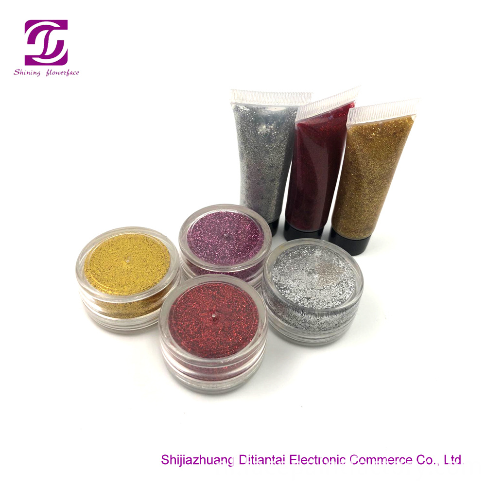 Liquid Glitter Powder