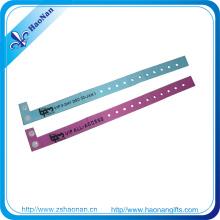 Hot Sale Delicate Custom Kids PVC Wristbands