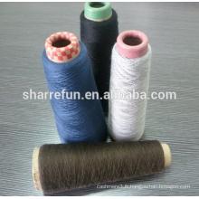 Qualité colorée peignée tricoteuse de machine de fil de cachemire