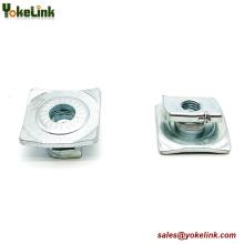 Rondelles d'écrou combinées plaquées zinc M8