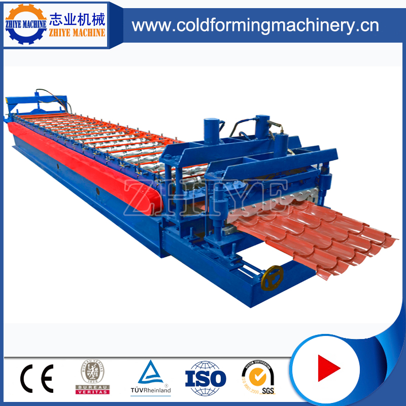 Steel Glazing Step Sheets Production Line