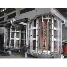 Scrap Metal Stainless Steel Cast Iron Melting Furnace