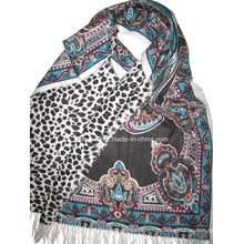 Cachemire Print Shawl Cold Weather