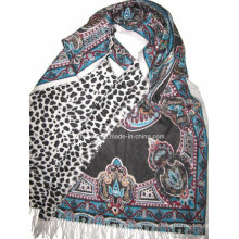 Cashmere Print Shawl Cold Weather