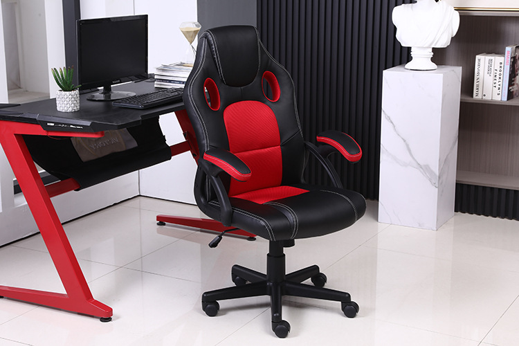 gaming chair with lumbar support