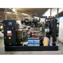 Contrôleur automatique du moteur diesel 24kw Générateur électrique diesel silencieux