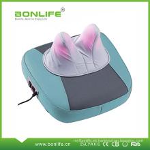 Máquina eléctrica caliente del Massager del cuello y del hombro de Shiatsu de la venta