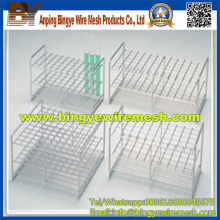 Test-Tube Stand for Wire Mesh Deep Processing