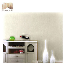 new design and portable sticker woven wall paper for decoration