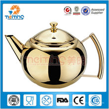 kitchenware stainless steel tea kettle, Arabic tea pot  http://meiming.en.alibaba.com/