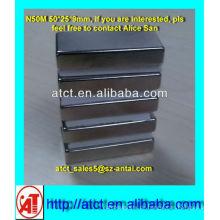Leistungsstarke n52 Neodym-Magnet/Permanent-magnet