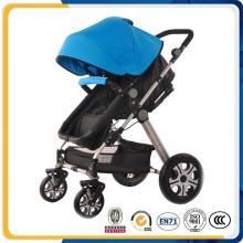 Cochecito de bebé ajustable de la seguridad del estilo popular para la venta al por mayor