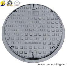 B125 C250 D400 E600 F900 Cubierta de boca redonda hidráulica