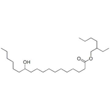 2-ethylhexyl 12-hydroxyoctadecanoate CAS 29710-25-6