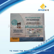 Design glasses disposable cleaning cloth