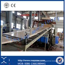 Máquina del extrusor de la hoja del PVC del mármol