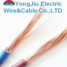 Электрический провод Гибкий мягкий провод Медный провод Изоляционный провод ПВХ