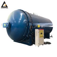 Advantage Of Rubber Vulcanization Autoclave