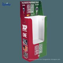 Qualitäts-Stoffladen-Anzeigen-Pappkleidungs-Wäscherei-Gestell
