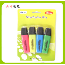 4pk Highlighter Pen, Stationery Set