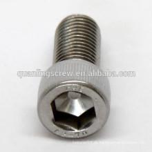 Schrauben aus rostfreiem Stahl Socket Head Cap DIN912