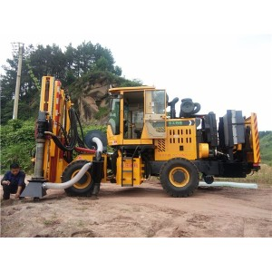 Garde-corps Repaire Pile Driver