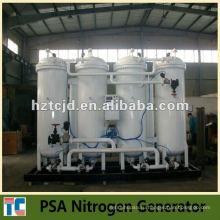 Газовая установка для производства азотных генераторов