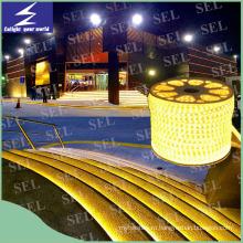 100m / Roll Гибкий водонепроницаемый свет веревки СИД с Ce RoHS