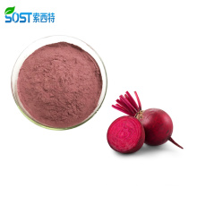 SOST China Manufacturer Supply Organic Red Beet Root Extract Powder