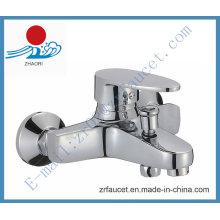 Agua caliente y fría del baño-ducha grifo (zr20801)