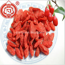 Bulk Goji Berries Dried Fruit Ningxia Goji Fruit