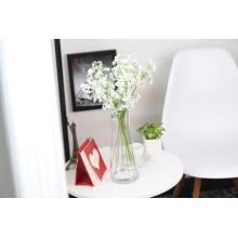 Artisanat moderne en verre de vase de cristal de mode pour la décoration