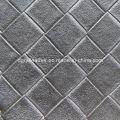 Tecer couro com couro de alta qualidade (QDL-53234)